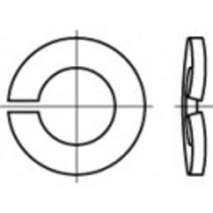 Rugós alátét, belső Ø: 4.1 mm DIN 128 100 db TOOLCRAFT 105823 TOOLCRAFT
