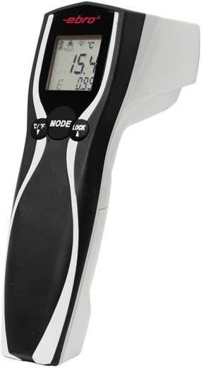 Infra hőmérő pisztoly, lézeres célzóval 12:1 optikával -60-től +550 °C-ig ebro TFI 54