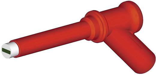 Mágneses mérőhegy 4 mm-es banán aljzattal, CAT III 1000V, piros, MultiContact XMA-7L