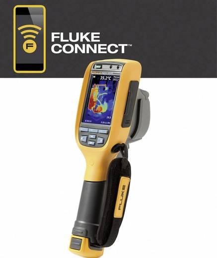 Hőkamera, Fluke Ti100 9 Hz, -20 ...s +250 °C, 160 x 120 Pixel Bolometermatrix