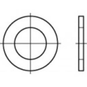 Alátétek 4.3 mm 8 mm Acél Galvanikusan cinkezett 500 db TOOLCRAFT 106700 TOOLCRAFT
