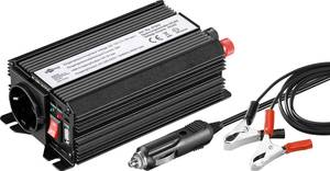 Inverter 300 W 12 V/DC 12 - 13.8 V/DC, szivargyújtós csatlakozó dugó, Goobay 67922 Goobay
