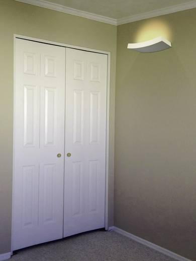 Gipsz fali lámpa, renkforce Lugo MW-8310 R7s 100 W Fehér