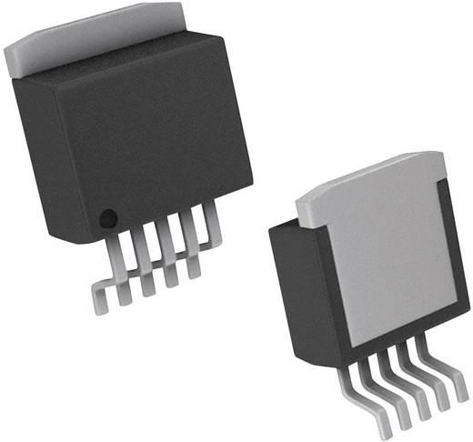 PMIC - feszültségszabályozó, lineáris (LDO) Linear Technology LT3080EQ#PBF Pozitív, beállítható DDPAK-5