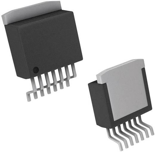 PMIC - feszültségszabályozó, lineáris (LDO) Texas Instruments TPS74901KTWT Pozitív, beállítható TO-263-7