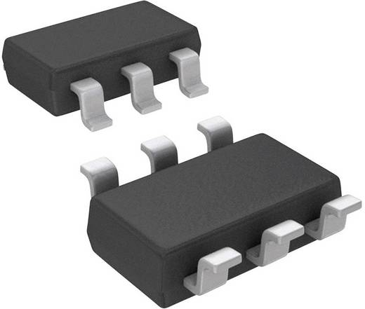 PMIC - feszültségszabályozó, DC/DC Texas Instruments LM2734XMK/NOPB SOT-6