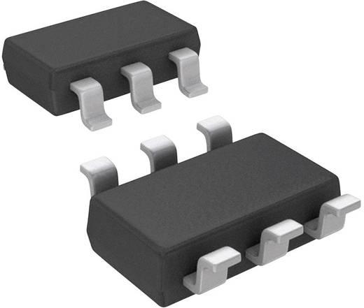 PMIC - feszültségszabályozó, DC/DC Texas Instruments LM2734ZMK/NOPB SOT-6