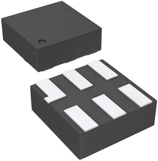 PMIC - teljesítményosztó kapcsoló, terhelés meghajtó Texas Instruments TPS2552DRVT-1 High-side WDFN-6