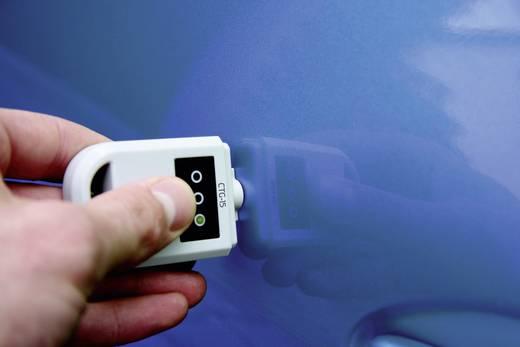 Rétegvastagság mérő, lakk vastagság, festék vastagság mérő LED kijelzéssel Basetech CTG-15