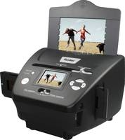 Filmszkenner, Diaszkenner, Fényképszkenner Rollei PDF-S 240 SE 5.1 MPix Digitalizálás számítógép nélkül, Kijelző, Memóri Rollei