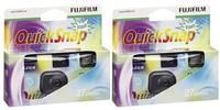 Fujifilm Quicksnap Flash 27 Egyszer használható fényképező 2 db beépített villanófénnyel Fujifilm