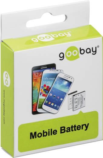 Lithium ion mobiltelefon akkumulátor Sony Ericsson T700, K800i telefonokhoz 650 mAh Goobay 63504