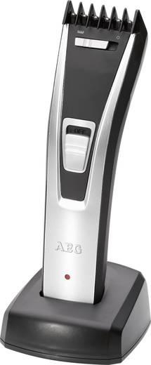 Haj- és szakállnyíró, AEG HSM/R 5614 Fekete/ezüst