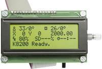 Önálló kontroller, VM8201 Velleman K8200 3D nyomtatóhoz Whadda