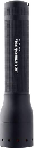 LED-es zseblámpa 357g, fekete, LED Lenser P 14.2 9614