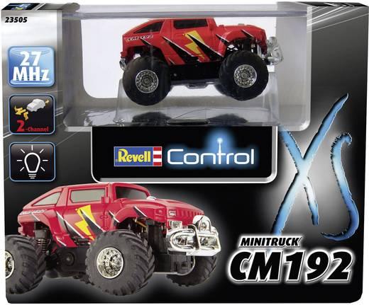 RC távirányítós modellautó, mini monstertrack 27MHz-es Revell Control 23505 CM192