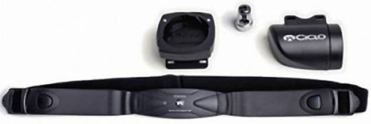 Vezeték nélküli kerékpár computer pulzusmérővel, CicloSport CM 4.21 HR