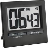 Konyhai időzítő, digitális visszaszámláló óra, timer 99 perces TFA Dostmann 38.2013.01 TFA Dostmann