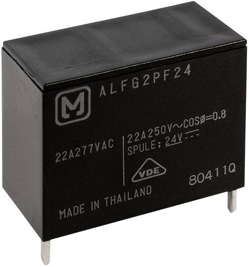 Teljesítményrelé, ALFG Panasonic ALFG2PF12 12 V/DC 1 záró 31 A 250 V/ AC