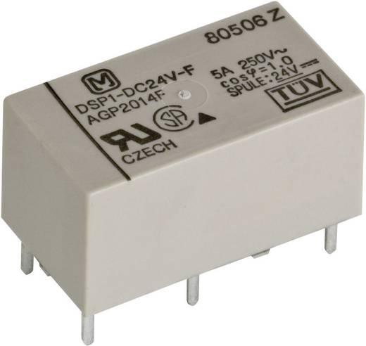 Teljesítményrelé, DSP Panasonic DSP15FD 5 V/DC 1 záró, 1 nyitó 5 A 250 V/AC, 125 V/DC