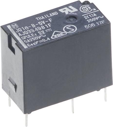 Teljesítményrelé, JQ Panasonic JQ1P-12V-F 12 V/DC 1 váltó 10 A 250 V/AC, 110 V/DC