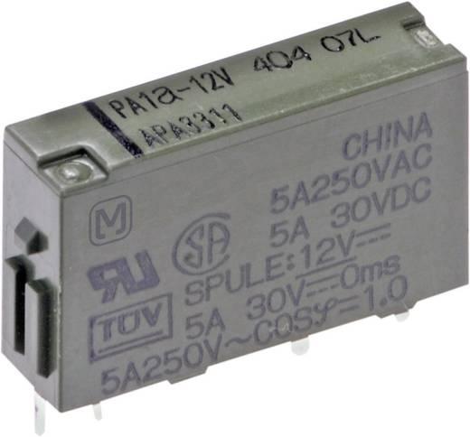 Teljesítményrelé, PA Panasonic PA1A-5V 5 V/DC 1 záró 5 A 250 V/AC, 110 V/DC