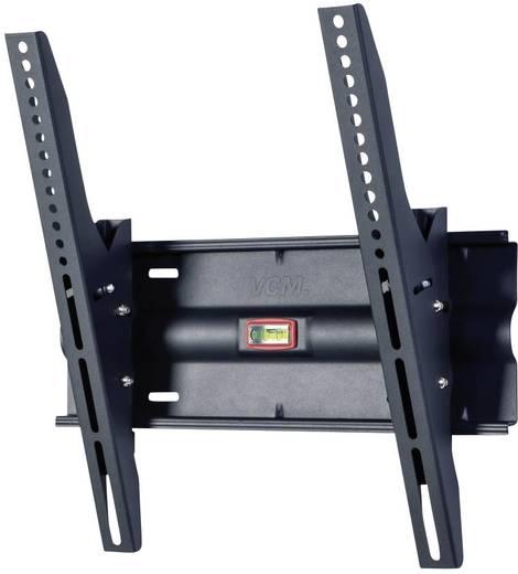 TV fali tartó konzol, dönthető VESA szabvány 22 - 37 VCM WN 110