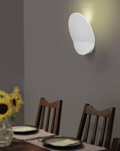 LED-es falilámpa, renkforce Redondo WLE-1932 4 W LED melegfehér IP20 Fehér