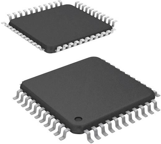 AVR-RISC mikrokontroller, ház típus: TQFP-44, órasebesség: 16 MHz, flash memória: 32 kB, RAM: 2 kB, Atmel ATMEGA32A-AU