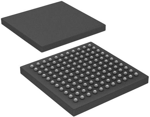 Embedded mikrokontroller Freescale Semiconductor MK20DN512ZVMC10 Ház típus BGA-121