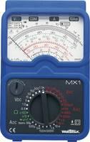 Metrix MX1 Kézi multiméter analóg Kalibrált: ISO Vízsugár ellen védett (IP65) CAT II 1000 V, CAT III 600 V Metrix
