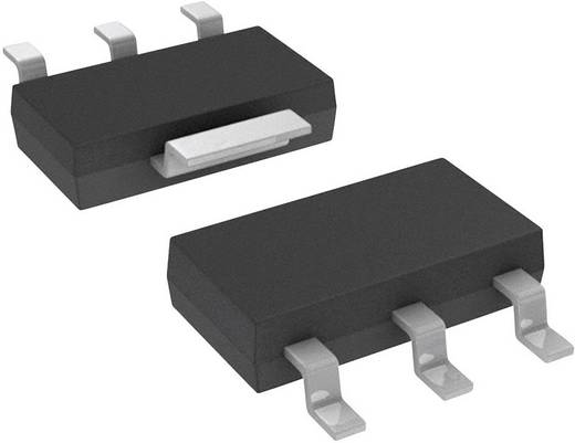 PMIC - felügyelet Maxim Integrated DS1233Z-10+T&R Egyszerű visszaállító/bekapcsolás visszaállító SOT-223-3