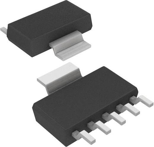 PMIC - feszültségszabályozó, lineáris (LDO) Texas Instruments LP3965EMP-3.3/NOPB Pozitív, fix SOT-223-5