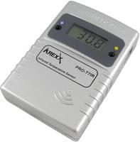 Arexx PRO-77ir Adatgyűjtő érzékelő Kalibrált (DAkkS) Mérési méret Hőmérséklet -70 ... 380 °C Arexx