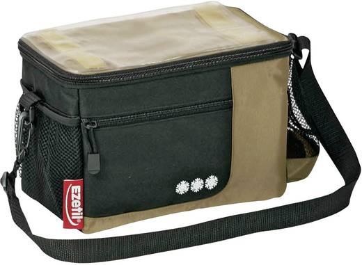 Hűtőtáska, kormányra szerelhető 5L-es fekete/bézs, Ezetil KC Professional 5