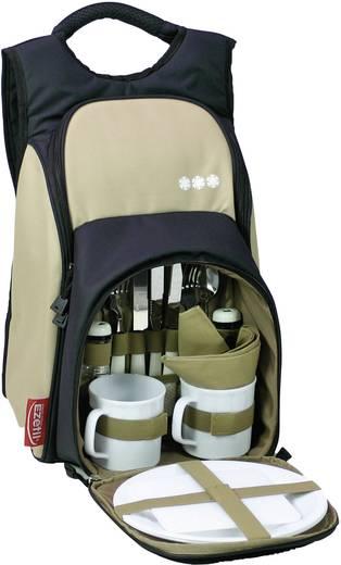4ab6072d7cea Piknik hűtőtáska, hűthető hátizsák 10L-es fekete/bézs, Ezetil KC  Professional 10