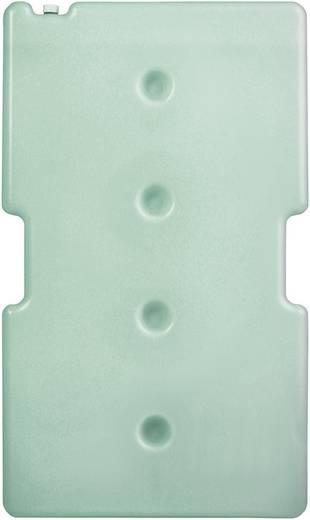 Jégakku, 4600 g, zöld, 465x275x30 mm, Ezetil