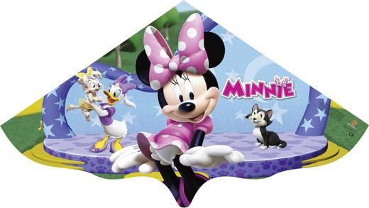 Papírsárkány, egyzsinóros Disney Minnie egér gyereksárkány 1150mm Günther Flugspiele 1184