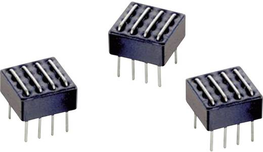 Ferrit híd 248 Ω (H x Sz x Ma) 11.2 x 11.2 x 8 mm Würth Elektronik WE-MILS 742730022 1 db
