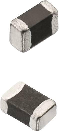 SMD ferrit 500 Ω (H x Sz x Ma) 3.2 x 1.6 x 1.1 mm Würth Elektronik WE-CBF 742792116 1 db