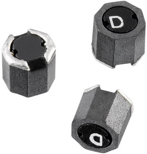 SMD fojtótekercs 2828 10 µH Würth Elektronik 744025100