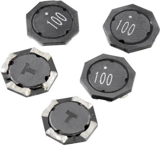 Tároló fojtótekercs, SMD 8012 10 µH Würth Elektronik 7440680100 1 db
