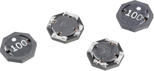 Tároló fojtótekercs, SMD 8020 10 µH Würth Elektronik 7440700100 1 db