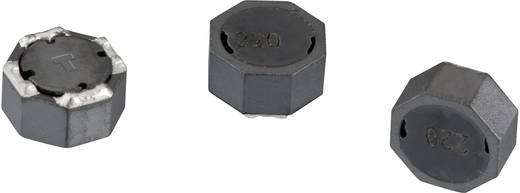 SMD fojtótekercs 8020 10 µH Würth Elektronik 744071100