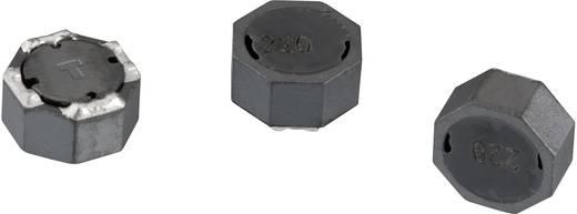 Tároló fojtótekercs, SMD 8020 10 µH Würth Elektronik 744071100 1 db