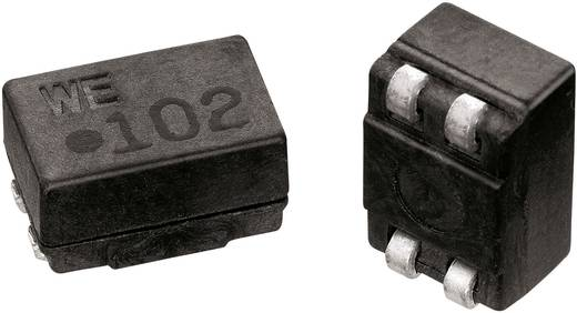 Line szűrő SMD 40 µH 0.25 Ω Würth Elektronik WE-SL2 744225S 1 db