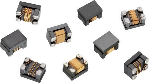 SMD line szűrő 1812, RM 1812 mm 1,3 µH 0,12 Ω Würth Elektronik WE-CNSW 744235801