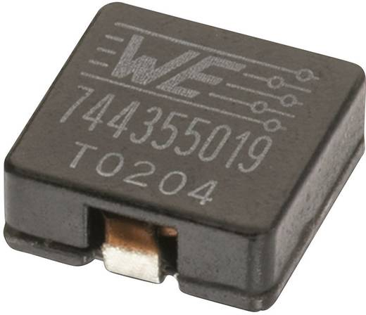 Induktivitás, SMD 1350 0.19 µH Würth Elektronik 744355019 1 db