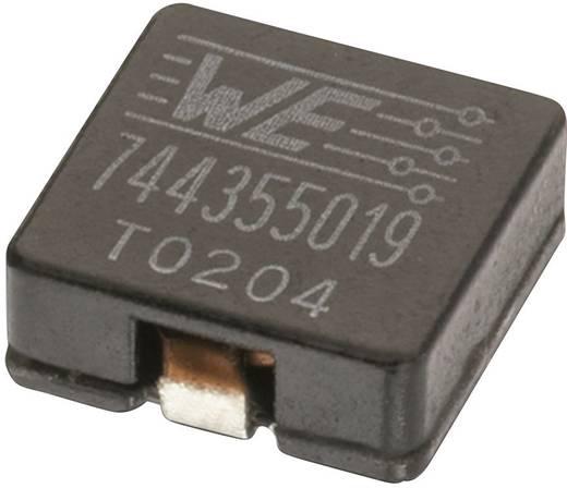 Induktivitás, SMD 1350 10 µH Würth Elektronik 7443550101 1 db
