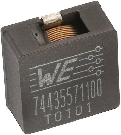 Induktivitás, SMD 1890 7.6 µH Würth Elektronik 7443557760 1 db